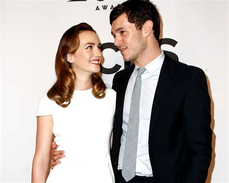 "Leighton Meester and Adam Brody ""Laugh"" That Blair Married"