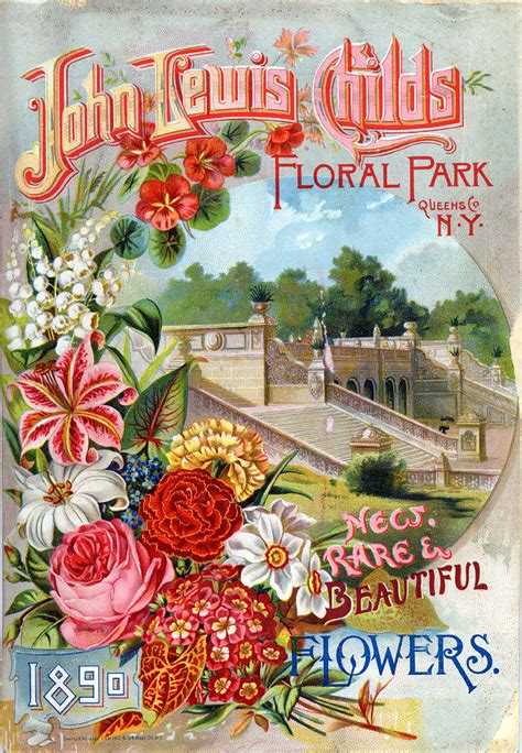 landscape catalogs seed catalogs from smithsonian institution libraries