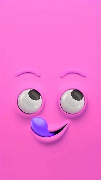 Emoji Funny Iphone Wallpapers Smile Boy Hintergrund