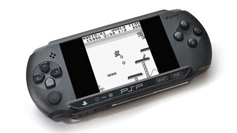 That Time Miyamoto Played Mario On My Hacked Psp