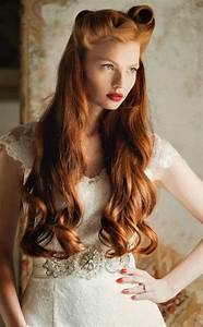 50er Jahre Frisur Lange Haare : rockabilly frisuren als absoluter hairstyl trend hair rotes haar rockabilly frisur und ~ Frokenaadalensverden.com Haus und Dekorationen