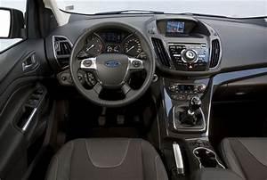 Ford Kuga 2013 Road Test