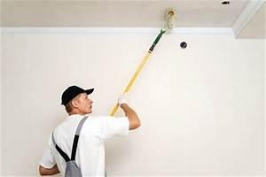 comment peindre un plafond With conseil pour peindre un plafond