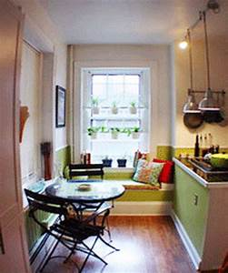 Eclectic Decorating Style Home Decor Vintage Small Kitchen