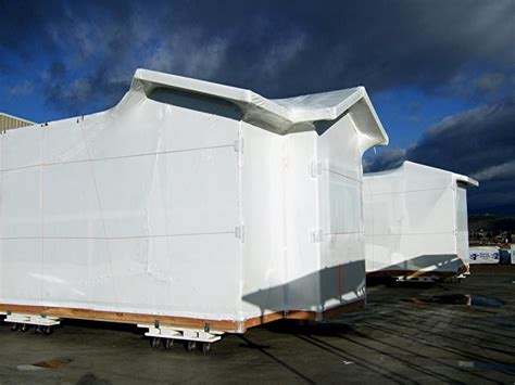 Home Boat Shrink Wrap by Mobile Home Residential