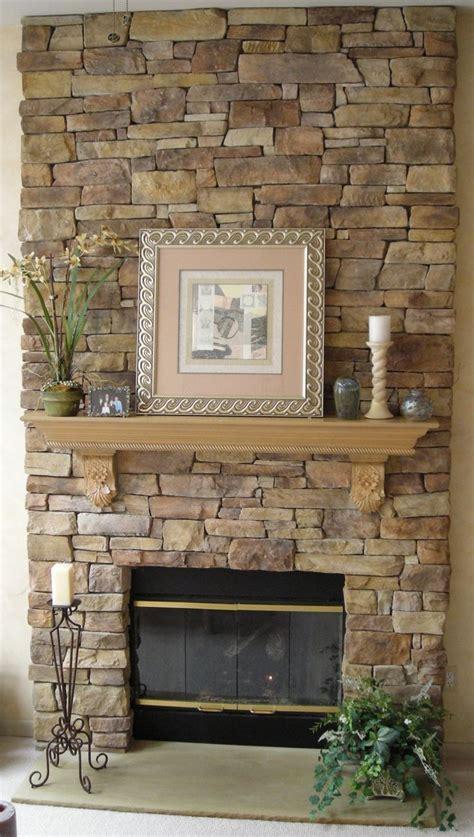 Best 25+ Faux Stone Fireplaces Ideas On Pinterest Diy