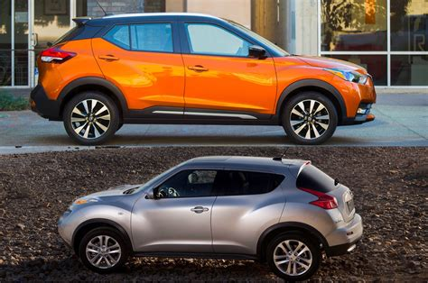 refreshing  revolting nissan kicks  nissan juke