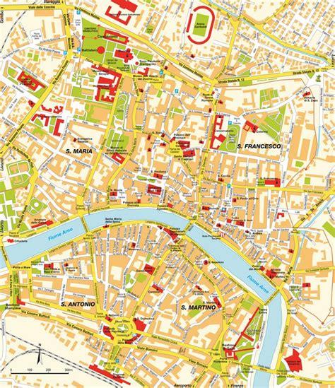 pisa italy map