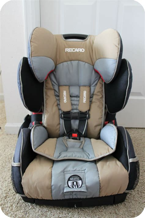 Recaro Performance Sport Harness To Booster Car Seat