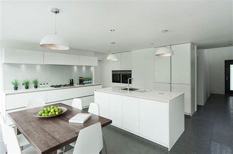 modern kitchen and dining room design modern interior romsey road house in winchester 9757