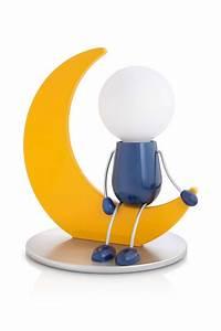 Lampe Veilleuse Enfant : lampe veilleuse pour enfant avec ampoule led lunardo philips ~ Teatrodelosmanantiales.com Idées de Décoration