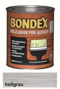 Bondex Dauerschutz Lasur Grau : bondex holzlasur f r au en 2 5 l hellblau grau neu ovp wow ~ Watch28wear.com Haus und Dekorationen