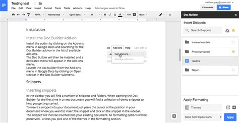 vincent s reviews the 32 best google docs add ons in 2017