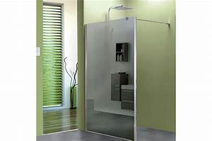panneau douche italienne cliquez paroi pr bain et With porte de douche coulissante avec miroir salle de bain anti buée