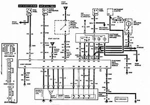 88 Ford Ranger Fuse Box Diagram