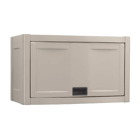 suncast storage cabinets with doors suncast c1500k utility wall cabinet import it all