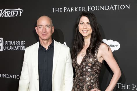 Jeff Bezos and Ex-Wife MacKenzie Announce Divorce ...