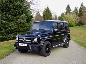 Classe G : mercedes classe g w463 63 amg 4x4 noir occasion 99 900 92 900 km vente de voiture d ~ Gottalentnigeria.com Avis de Voitures