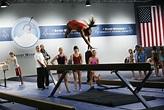 Lauren Tanner Beam | Lauren tanner, Tv shows, Gymnastics