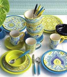 Moroccan Dinnerware Sets  Mediterranean Dinner Sets And