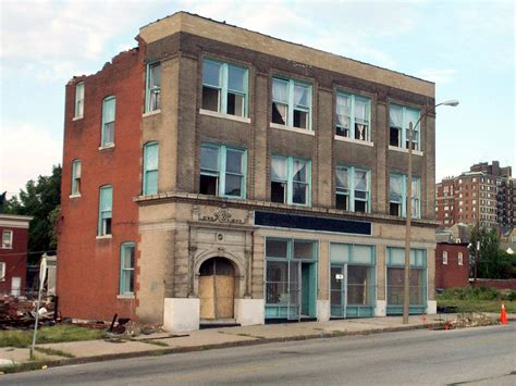 3 story building vanishing stl gaslight square part two
