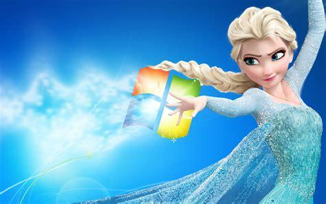 Bureau De Change Disney by Disney Frozen Windows Background By Bottlle On Deviantart