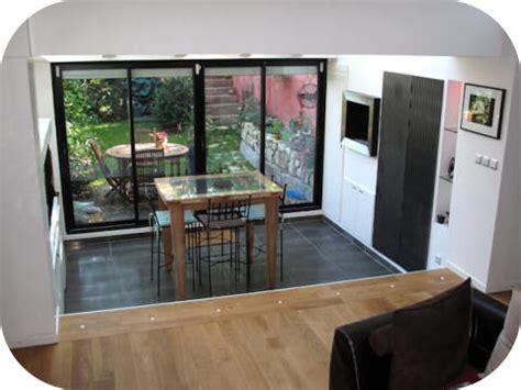 la maison de la cuisine aménagement intérieur loft véranda du loft
