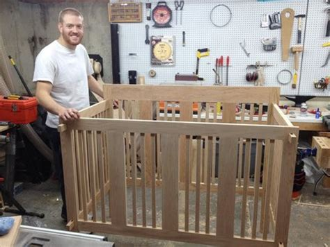 baby crib wood plans  woodworking