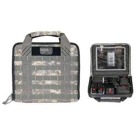 G Outdoors Gps T1312pcd Tactical Hardside Pistol Case