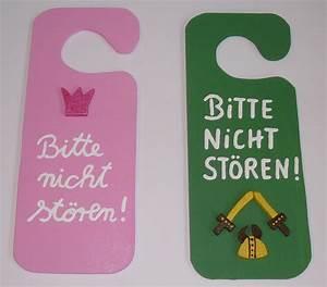 Türschild Kinderzimmer Basteln : tueranhaenger zum tuerschild originelle deko geschenke ~ Orissabook.com Haus und Dekorationen