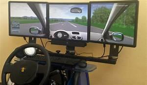 Auto Ecole Brest : notre simulateur de conduite ~ Medecine-chirurgie-esthetiques.com Avis de Voitures