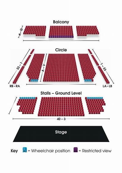 Seating Plan Auditorium Grimsby Seat Plans Seats