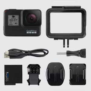 amazoncom gopro hero black waterproof action camera