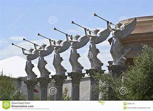 Angels Blowing Trumpets, Caesars Palace Editorial ...
