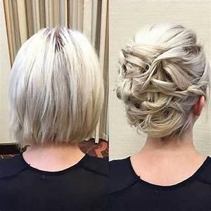 Hochsteckfrisuren Für Kurze Haare : 15 spezielle hochsteckfrisuren f r kurze frisuren haare frisur hochgesteckt ~ Frokenaadalensverden.com Haus und Dekorationen