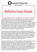 Writing An Impressive Example Of Reflective Essay Sample Essay Tips For Writing Reflections Essay Multiple Choice Essay Quizs College Essay Outline Format Essay Writing Samples Outline Argumentative Essay Writing Tool