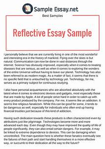 Reflective Essay On Writing Dissertation Fellowships Science  Reflective Essay Examples On Writing Class Examples Easy Essays Com Argumentative Essay Thesis Statement also Essay On Health And Fitness  Argumentative Essay Thesis