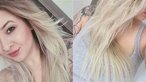 Ombre Hair Blond Polaire : ombr hair blond polaire par l 39 atelier de julie villers l s nancy youtube ~ Nature-et-papiers.com Idées de Décoration