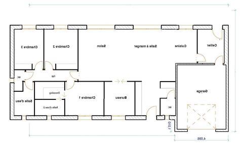 plan maison 120m2 4 chambres chambre id 233 es de d 233 coration de maison jyrokl1rvb
