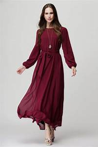 popular muslimah long dress buy cheap muslimah long dress With robe longue manche longue hijab