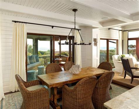 chaise de salle a manger en rotin salle à manger moderne 112 idées d 39 aménagement réussi