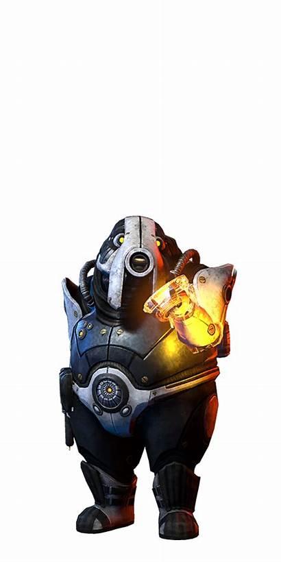 Volus Mercenary Mass Effect Sentinel Masseffect Wikia