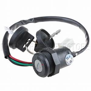 Gy6 Key Ignition Switch Lock For 110cc