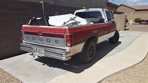 1992 Dodge Ram Diesel  Az Parts Truck For Sale