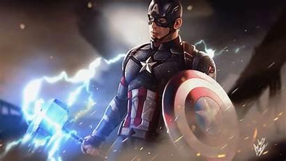 Captain America 4k Wallpapers Artwork Laptop Superheroes