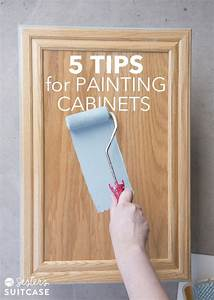 5 tips for painting cabinets With what kind of paint to use on kitchen cabinets for wall art projects