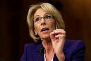 Betsy DeVos Rolls Back Obama-Era Student Loan Guidance