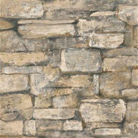 wallpaper company  sq ft natural field stone