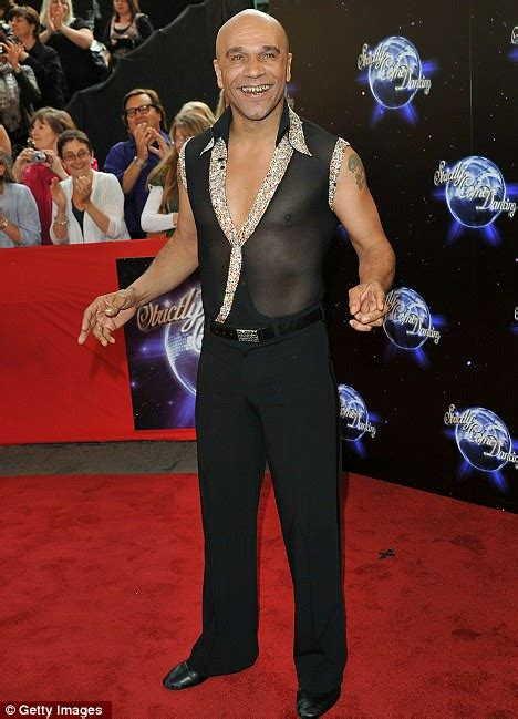 goldie joins bbcs strictly  dancing