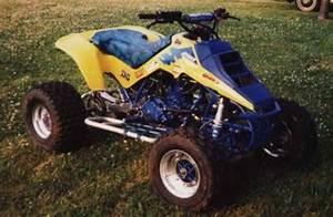 Suzuki Lt250r Atv Service Repair Manual 1988 1989 1990